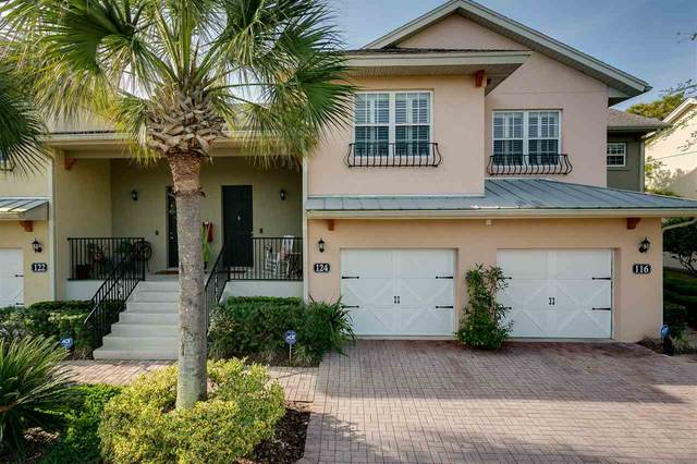124 Casa Bella Lane, St Augustine, FL 32086 (MLS #213090) :: Endless Summer Realty