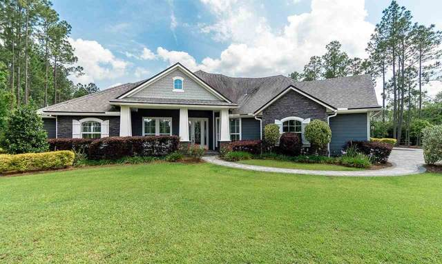 221 Quiet Trl, St Augustine, FL 32092 (MLS #213093) :: The Perfect Place Team