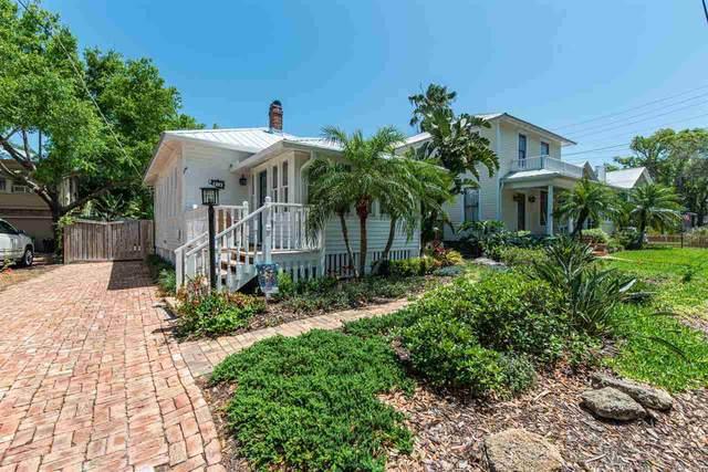 315 St George Street, St Augustine, FL 32084 (MLS #213096) :: Endless Summer Realty