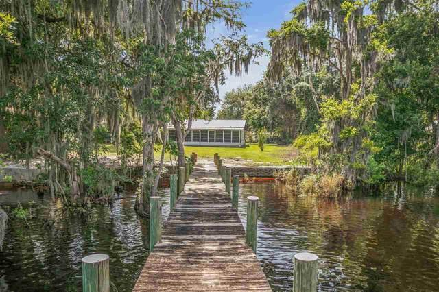 344 Crescent Lake Shore Dr, Crescent City, FL 32112 (MLS #213104) :: Endless Summer Realty