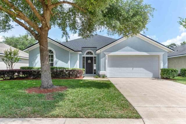 900 Oak Arbor Cir, St Augustine, FL 32084 (MLS #213107) :: Olde Florida Realty Group