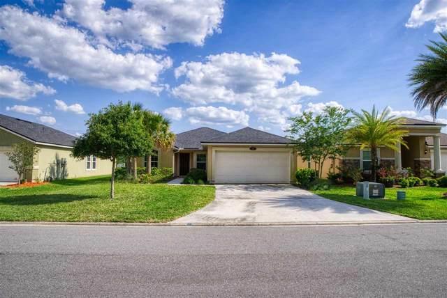 35 Codman Drive, St Augustine, FL 32084 (MLS #213109) :: Olde Florida Realty Group