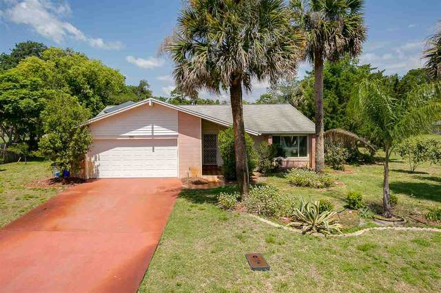 23 Casper Drive, Palm Coast, FL 32137 (MLS #213114) :: Olde Florida Realty Group