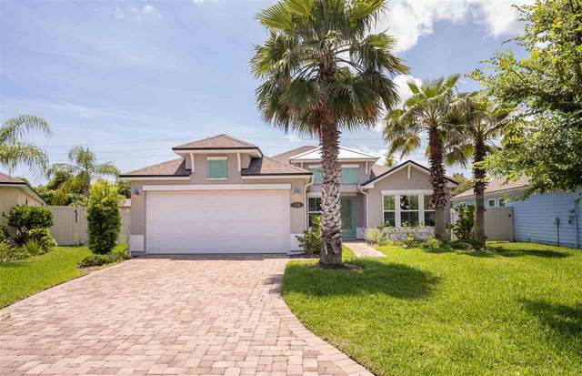 128 Tidal Ln, St Augustine, FL 32080 (MLS #213119) :: Endless Summer Realty