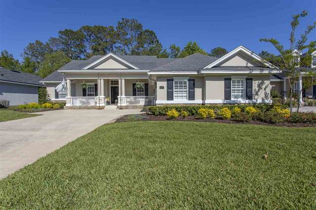 808 Eagle Point Drive, St Augustine, FL 32092 (MLS #213127) :: Olde Florida Realty Group