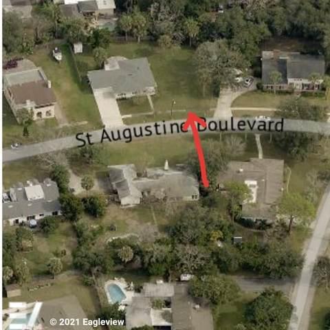 0 N St Augustine Blvd, St Augustine, FL 32080 (MLS #213133) :: Olde Florida Realty Group