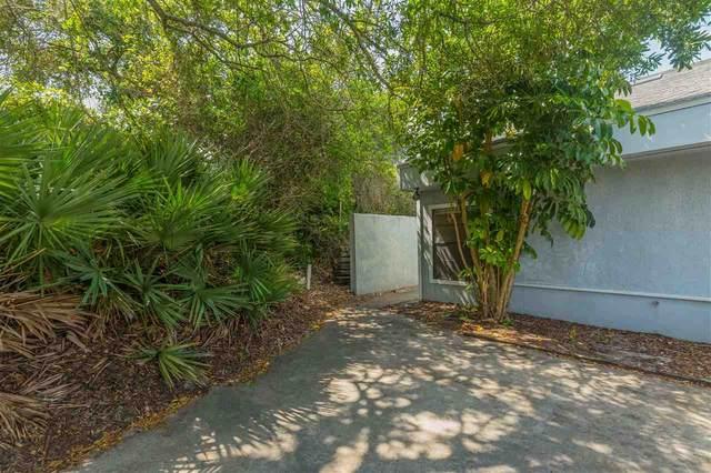 3901 Windjammer Ln, St Augustine, FL 32084 (MLS #213142) :: Olde Florida Realty Group
