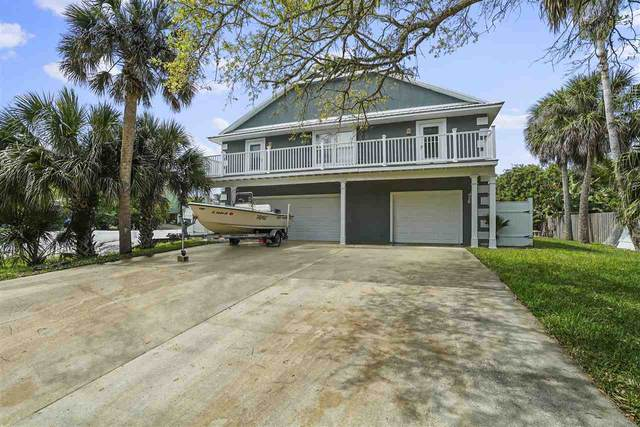 156 Meadow Ave, St Augustine, FL 32084 (MLS #213179) :: Olde Florida Realty Group