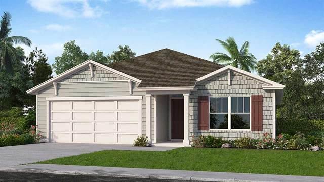 64 Oakleaf Way, Palm Coast, FL 32110 (MLS #213180) :: Century 21 St Augustine Properties