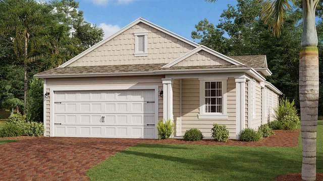 252 Thistleton Way, St Augustine, FL 32092 (MLS #213186) :: Olde Florida Realty Group