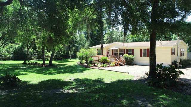 1125 A Cherry Tree Rd, St Augustine, FL 32086 (MLS #213213) :: Noah Bailey Group