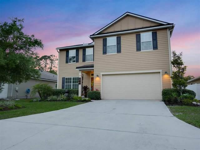 167 Codman Drive, St Augustine, FL 32084 (MLS #213216) :: Olde Florida Realty Group