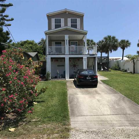 1328 N Daytona Ave, Flagler Beach, FL 32136 (MLS #213220) :: Memory Hopkins Real Estate