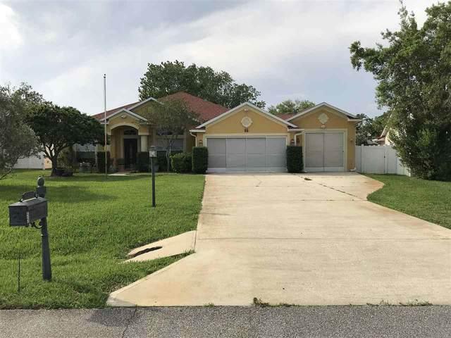 55 Fortune Ln, Palm Coast, FL 32137 (MLS #213222) :: Memory Hopkins Real Estate