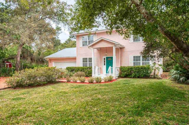 6713 Hidden Creek Blvd, St Augustine, FL 32086 (MLS #213225) :: Memory Hopkins Real Estate