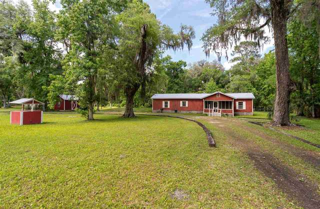5070 Big Oak Rd S, St Augustine, FL 32095 (MLS #213227) :: Memory Hopkins Real Estate