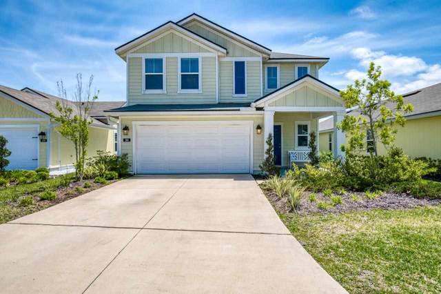 364 Santorini Court, St Augustine, FL 32086 (MLS #213229) :: Olde Florida Realty Group