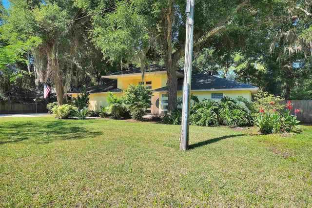 5135 Shore Dr, St Augustine, FL 32086 (MLS #213231) :: Noah Bailey Group