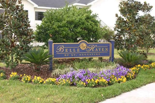 120 Laurel Wood Way #201, St Augustine, FL 32086 (MLS #213246) :: Noah Bailey Group