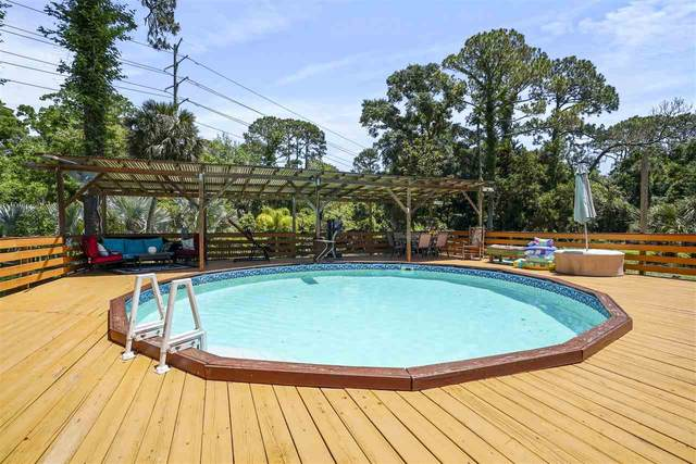 600 N Woodlawn St, St Augustine, FL 32084 (MLS #213269) :: Memory Hopkins Real Estate