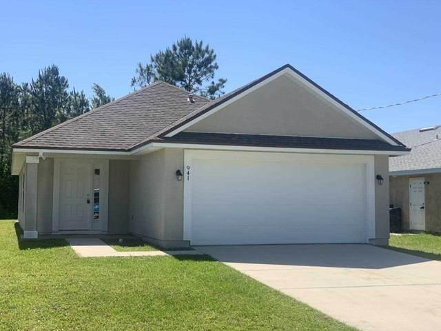 941 N Orange St, St Augustine, FL 32084 (MLS #213270) :: Memory Hopkins Real Estate