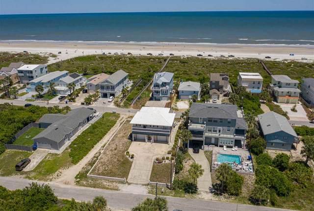 5437 Atlantic View, St Augustine, FL 32080 (MLS #213273) :: Olde Florida Realty Group