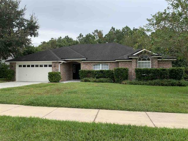747 E Red House Branch Rd., St Augustine, FL 32084 (MLS #213274) :: Olde Florida Realty Group