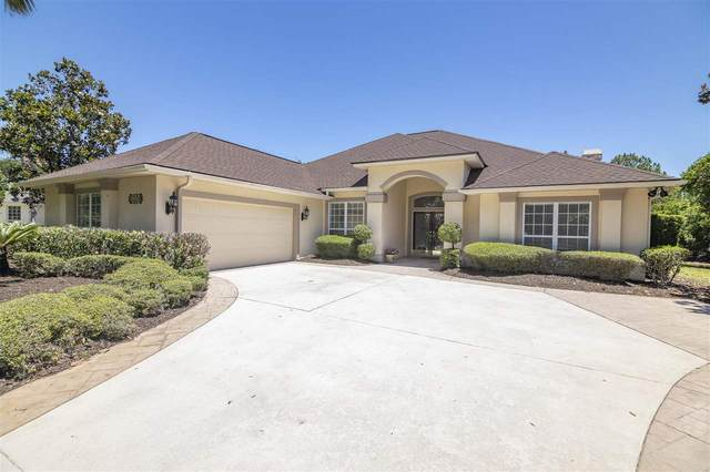 204 Fiddlers Point Dr, St Augustine, FL 32080 (MLS #213276) :: Olde Florida Realty Group