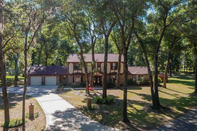 4214 Wicks Branch Road, St Augustine, FL 32086 (MLS #213278) :: The Impact Group with Momentum Realty