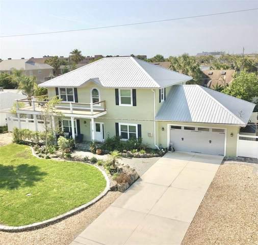 7 Versaggi Drive, St Augustine Beach, FL 32080 (MLS #213291) :: Olde Florida Realty Group