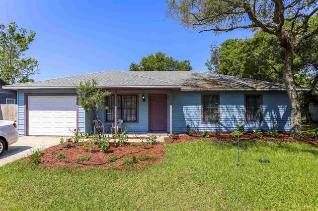 162 Segovia Rd, St Augustine, FL 32086 (MLS #213293) :: Olde Florida Realty Group