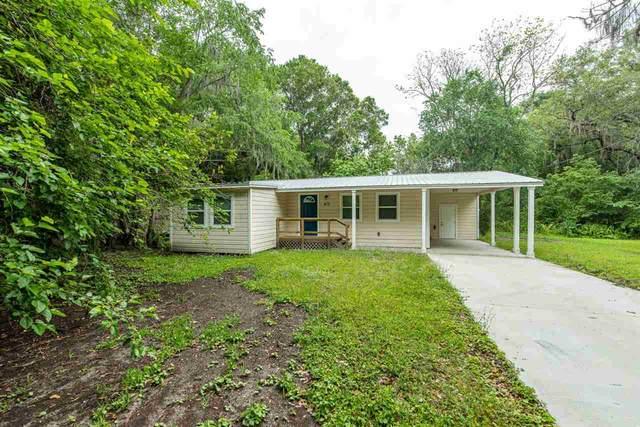 412 Daniels St, Hastings, FL 32145 (MLS #213302) :: 97Park