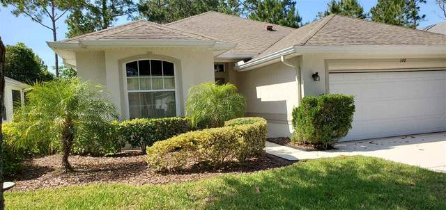160 Raintree Cir, Palm Coast, FL 32164 (MLS #213303) :: Olde Florida Realty Group
