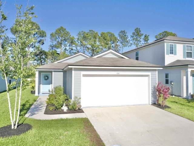 434 Ashby Landing Way, St Augustine, FL 32086 (MLS #213330) :: The Impact Group with Momentum Realty
