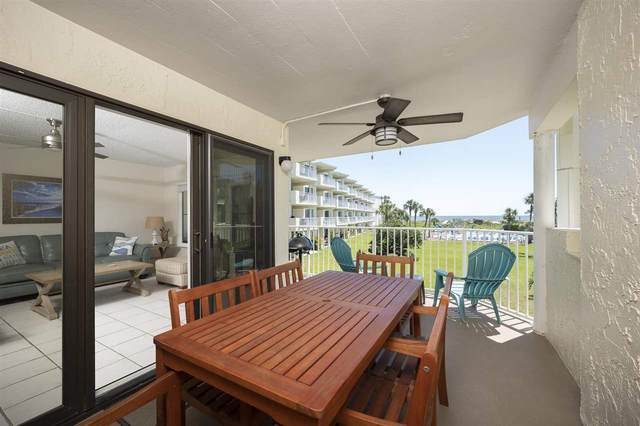 4670 S A1a #3205, St Augustine, FL 32080 (MLS #213342) :: Olde Florida Realty Group