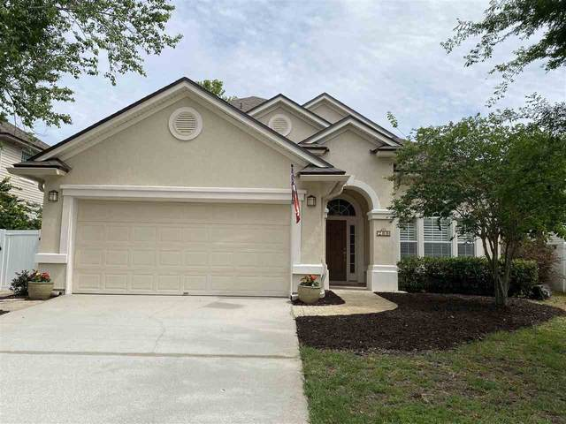288 N Hidden Tree Dr, St Augustine, FL 32086 (MLS #213345) :: Olde Florida Realty Group