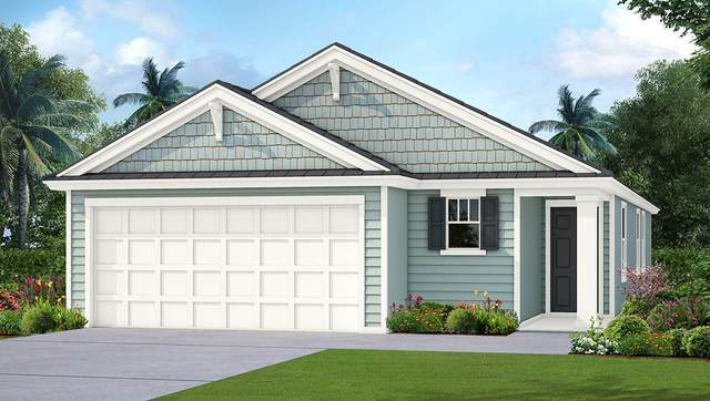 323 Caminha Rd, St Augustine, FL 32084 (MLS #213360) :: Olde Florida Realty Group