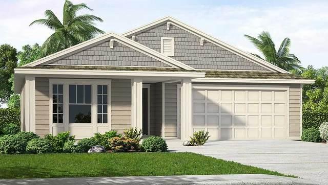 954 Parkland Trl, St Augustine, FL 32092 (MLS #213364) :: Keller Williams Realty Atlantic Partners St. Augustine