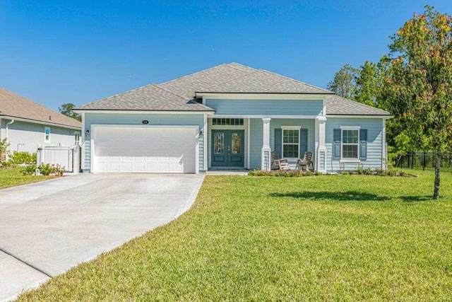 29 Deerfield Meadows Circle, St Augustine, FL 32086 (MLS #213371) :: The Perfect Place Team