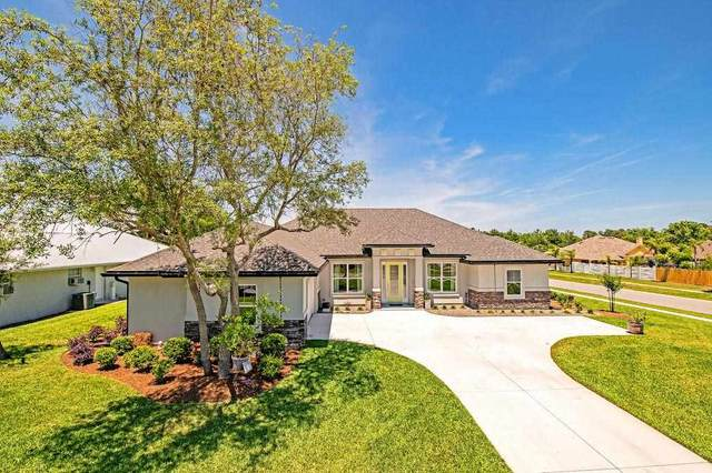 124 Adela St, St Augustine, FL 32086 (MLS #213386) :: Olde Florida Realty Group
