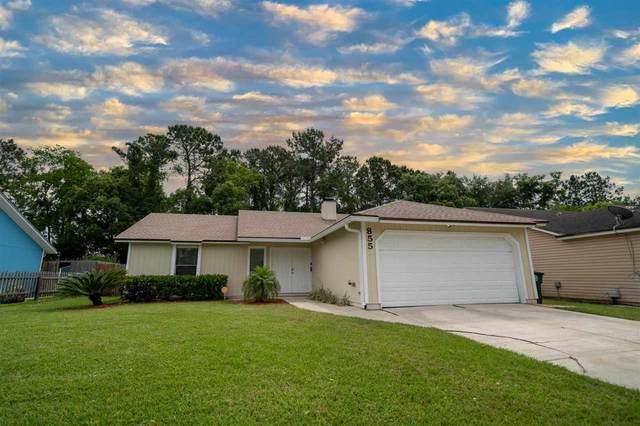 855 Duskin Drive, Jacksonville, FL 32216 (MLS #213387) :: Endless Summer Realty