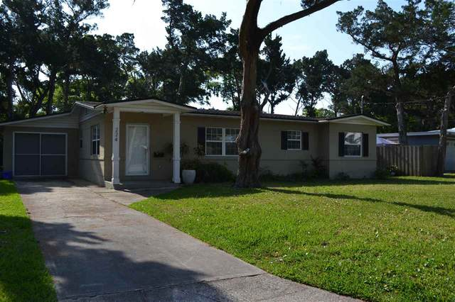 224 S. Matanzas Blvd, St Augustine, FL 32080 (MLS #213399) :: Keller Williams Realty Atlantic Partners St. Augustine