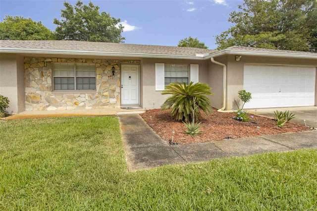 820 Rita Circle, St Augustine, FL 32086 (MLS #213422) :: Olde Florida Realty Group