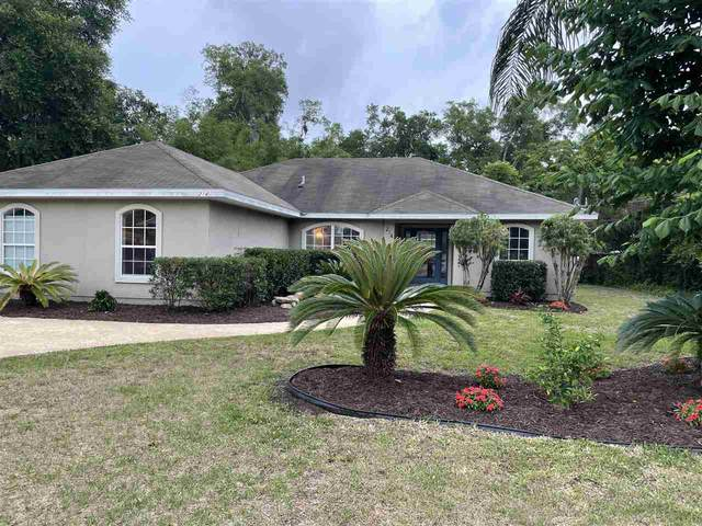 214 Argus Rd, St Augustine, FL 32086 (MLS #213432) :: Olde Florida Realty Group