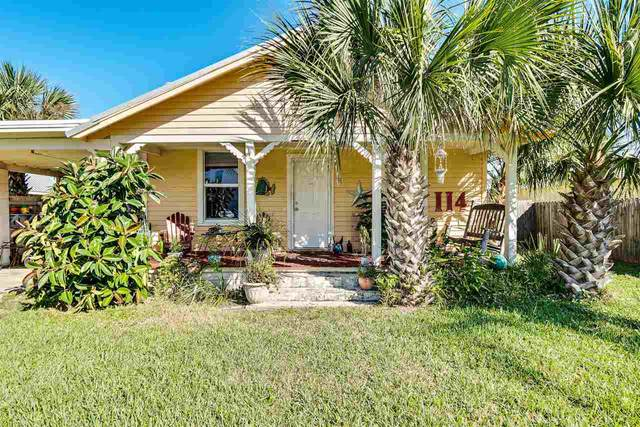 114 14th Street, St Augustine Beach, FL 32080 (MLS #213458) :: Keller Williams Realty Atlantic Partners St. Augustine