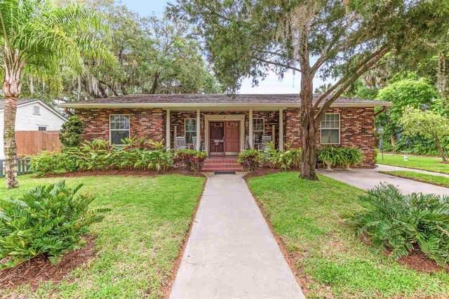 3 Nelmar Ave, St Augustine, FL 32084 (MLS #213488) :: 97Park