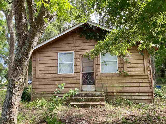 1417 Old Moultrie Rd, St Augustine, FL 32084 (MLS #213493) :: 97Park