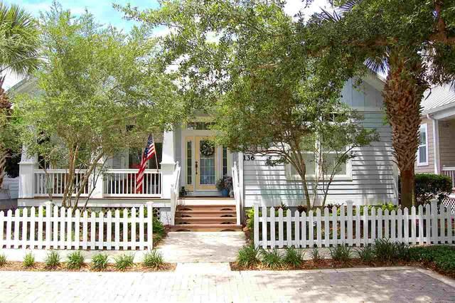 136 Island Cottage Way, St Augustine, FL 32080 (MLS #213521) :: 97Park