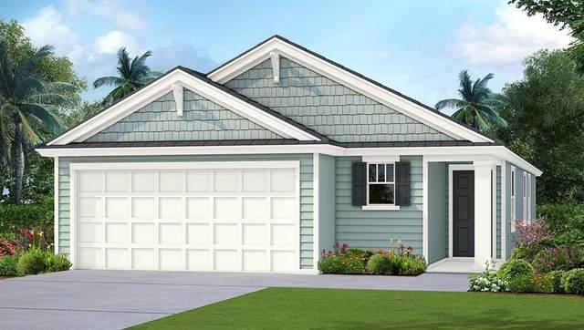 355 Caminha Rd, St Augustine, FL 32084 (MLS #213529) :: Bridge City Real Estate Co.