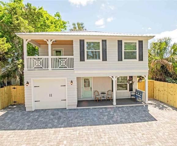 9 Myrtle Avenue, St Augustine, FL 32084 (MLS #213546) :: Bridge City Real Estate Co.